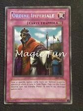 ORDINE IMPERIALE SDF-I104   ITA YGO YUGIOH YU-GI-OH [MF]