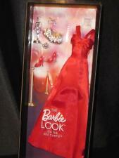 2012 LOOK ON THE RED CARPET Barbie Accessory Fashion Black Label #X9193  NRFB