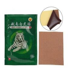 8 Patches Vietnam White Tiger Balm Grthritis Pain Relief Plaster Body Massage ZH