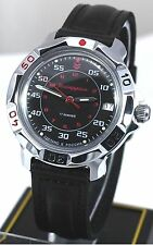 Komandirskie watch Vostok militaty Chistopol Russian Original Mehanical #811172