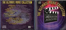Ultimate Movie Collection - 2 CD UK Set - Original Hits + Scores Themes