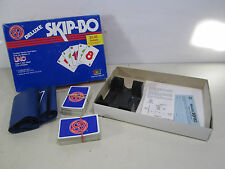Skip-Bo Deluxe Uno Card Game