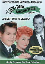 The Lucy-Desi Comedy Hour: The Milton Berle Lost Special (DVD, 2014)