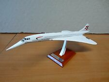 AVION 1/200 : Supersonic CONCORDE British Airways G boaf last concorde diecast