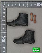 1:6 Hot Toys G.I Joe Roadblock MMS199 - Boots w/ Feet Pegs