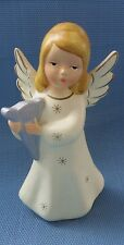 Nice Vintage Paper Mache Christmas Angel