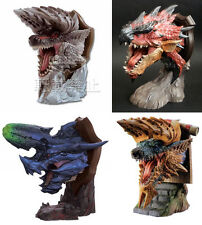 RATHALOS / ZINOGRE / BRACHYDIOS Premium Hunt Trophy MONSTER HUNTER - ULTRA RARE