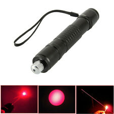 5mw 650nm Powerful Visible Light Beam Red Focus Burning Laser Pointer Pen Torch