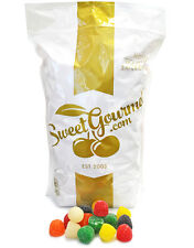 SweetGourmet Ferrara  Assorted Giant Gum Drops (Jelly Candy), 5Lb FREE SHIPPING!