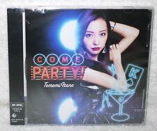 Itano Tomomi COME PARTY 2014 Taiwan Ltd CD+DVD