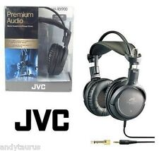 JVC HA-RX900 Premium Audio Wide Dynamic Sound Full Size Ring Port Structure
