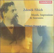 Fibich: Moods, Impressions & Souvenirs, New Music