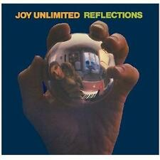 JOY UNLIMITED: Reflections (1973); Garden of Del. LP + 2 bonus; 16-page NEU