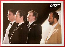 JAMES BOND - Quantum of Solace - Card #034 - Felix Expresses Disgust for Greene