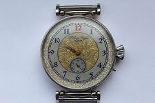 Paul Buhre Pavel Bure LeCoultre Swiss Russian Rare Antique Vintage Watch Wrist