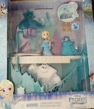 Disney Frozen Little Kingdom Elsa's Frozen Castle for dolls NEW and SEALED