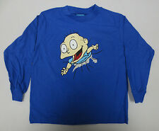 RUGRATS YOUTH SHIRT SIZE 7 PRINTED KIDS VINTAGE RETRO NICKELODEON TOMMY CHUCKIE
