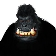 Adult Killa Gorilla Ape Animotion Costume Mask
