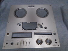 AKAI GX-255 REEL TO REEL FACE PLATE  USED