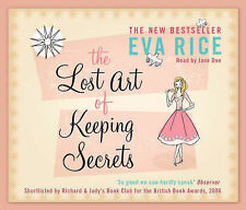 The Lost Art of Keeping Secrets by Eva Rice (CD-Audio CD Audiobook NEW & SEALED