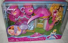 #6107 NRFB Mattel Disney Princess Royal Tea Party with Dolls