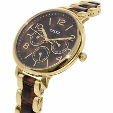 FOSSIL Jacqueline Two Tone Multi-function Watch ES3925