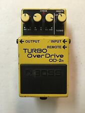 Boss Roland OD-2r Turbo Overdrive Distortion 1997 Rare Guitar Effect Pedal