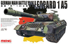 Meng Model 1/35 Leopard 1 A5 German Main Battle Tank. #TS-015 #015 *Sealed*New