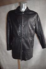 BLOUSON VESTE CUIR REDSKINS TAILLE M /GIACCA/CHAQUETA/JACKET LEATHER