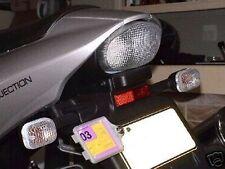 luces traseras LED/Luz blanco Triumph Daytona 955i/TT600, luz transparente