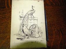 19th century sketch book Found on Battlefield Reims 1917