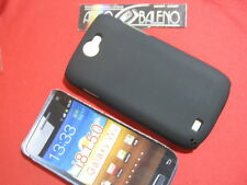 COVER CUSTODIA NERO RIGIDO per SAMSUNG GALAXY W GT i8150 ULTRA SLIM WONDER CASE