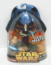 NEW Star Wars Revenge of the Sith KI-ADI-MUNDI Jedi Master #29 Hasbro 2005