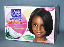 DARK & LOVELY Beautiful Beginning No-Lye Relaxer Kids Normal Hair Haarglätter