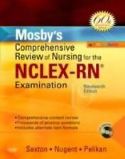 Mosby's Comprehensive Review of Nursing for NCLEX-RN® Examination by Judith...