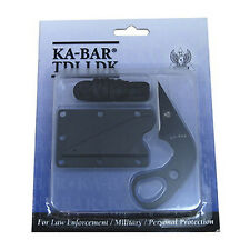 Ka-Bar TDI Law Enforcement Knife LDK (Last Ditch Knife) Hard Sheath  5-1478BP-4