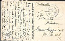 GERMANY-1941 postcard to Essen-pre-W W 11 ( nice cancel)