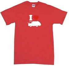 I Heart Love Garbage Truck Logo Kids Tee Shirt Pick Size & Color 2T Through XL