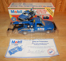 Mobil Collectible Toy Truck 3rd In Series 1995