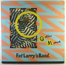 "12"" Maxi - Fat Larry's Band - Golden Moment - L5318h - washed & cleaned"
