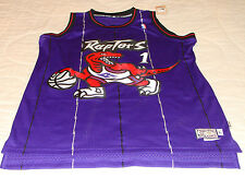 adidas Toronto Raptors Tracy McGrady Soul Swingman Small NBA Basketball Jersey