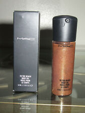 MAC To The Beach MAN RAYS Body Oil 1.7 oz New In Box AUTHENTIC