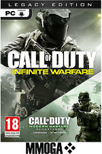 Call of Duty Infinite Warfare Legacy Edition Key - Steam Game Code PC NEW EU/UK