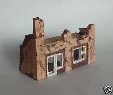 1/76th or 1/72nd Ruin Building No 1 Wee Friends WD72001 unpainted model kit
