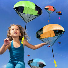 Hand Throwing Kids Play Parachute Toy Soldier Outdoor Sports Educational Toy FG