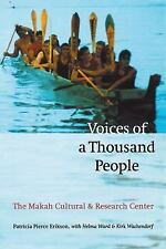 Voices of a Thousand People: The Makah Cultural and Research Center, Patricia Pi