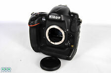 Nikon D4S Digital SLR Camera Body (Shutter Count: 14)