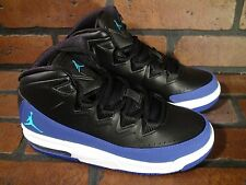 JORDAN Air Deluxe BG GS Youth Shoe Size 6Y NEW 807718-008 Black Concord