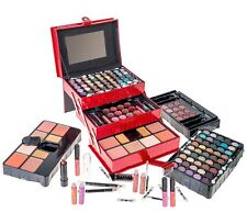SHANY All In One Makeup Kit (Eyeshadow, Blushes, Powder, Lipstick) Holiday Gift