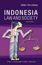 Indonesia: Law and Society by Federation Press (Paperback, 2008) used VG